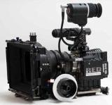 red epic film camera